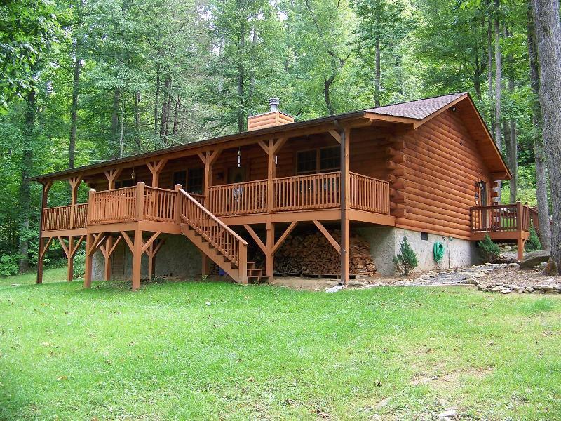 Cataloochee Mountan Cabin - Cataloochee Mountain Cabin/ Great Smokey Mountains - Waynesville - rentals