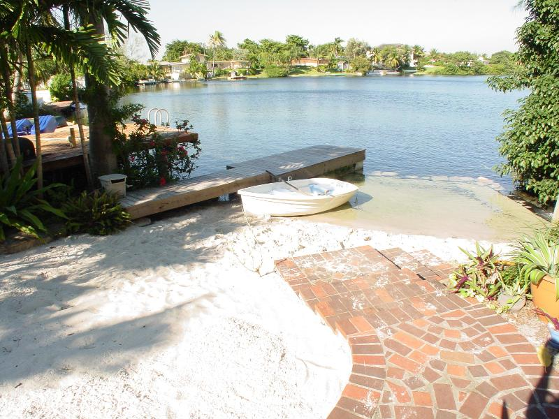 Private Beach, Dock and Boat - 3400 Square Feet with Private Beach - Miami Beach - rentals