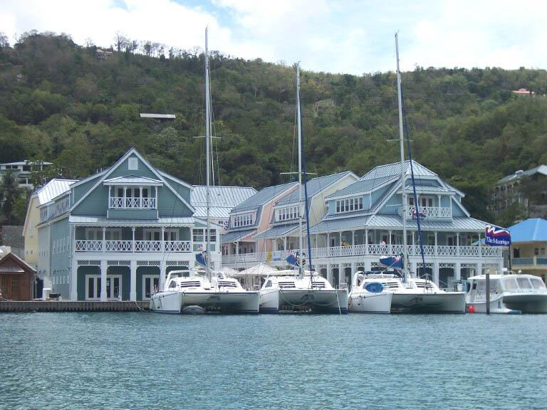 The Marina Village, Marigot Bay, St Lucia - Two bedroom apartment in the heart of Marigot Bay - Marigot Bay - rentals