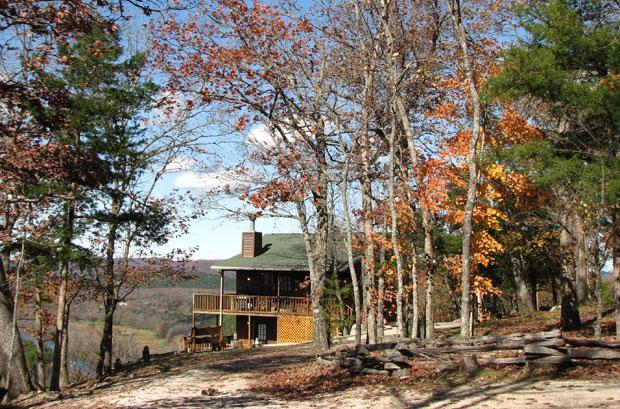 Awesome View - Great Cabin - Can U Canoe Cabin 102 - Catch of the Day - Eureka Springs - rentals