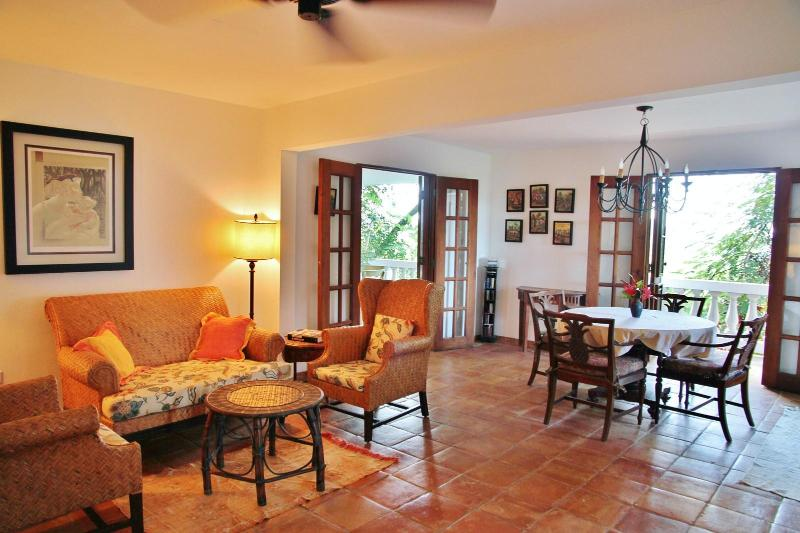 Rincon, peaceful hillside residence - Image 1 - Rincon - rentals