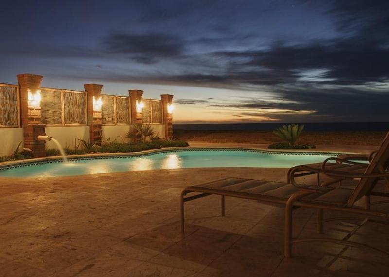 Sunsets are extraordinary - Villa de las Olas www.bajatodossantos.com - Todos Santos - rentals