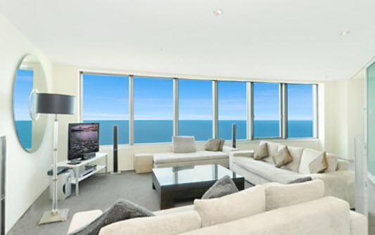 Surfers Paradise Luxury 3 Bedroom Sub Penthouses - Image 1 - Surfers Paradise - rentals