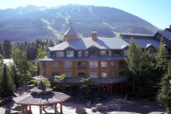 Town Plaza - Eagle Lodge - TP330E - Image 1 - Whistler - rentals