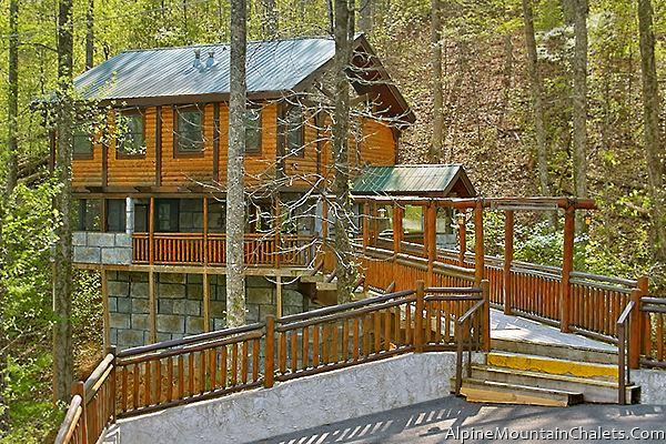 Enchanted Castle - Image 1 - Gatlinburg - rentals