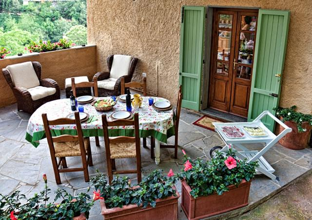 3 Bedroom Adobe Home in Tuscany at Casa Anna - Image 1 - Stazzema - rentals