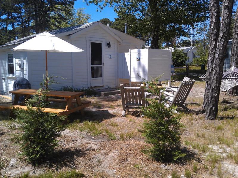 Sweet Dreams Brownies Cottage, unit 2 - Welfleet Cottage, Brownies Cabins, Cape Cod - Wellfleet - rentals