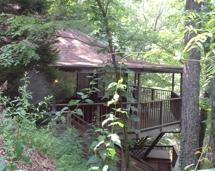 Misty Wood Chalet - Image 1 - Gatlinburg - rentals