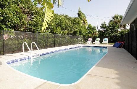 Heated Pool - Sept. Sale, Only $999! Tropical Beach Pool House - Clearwater - rentals