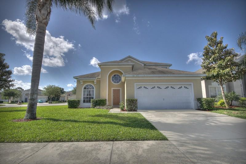 Windsor Palms Resort, Florida - Sun Palm Heights - Private Pool, Spa & Games Room - Kissimmee - rentals