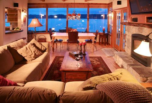 Beach Hideaway - Waterfront Beach Home - Image 1 - Freeland - rentals