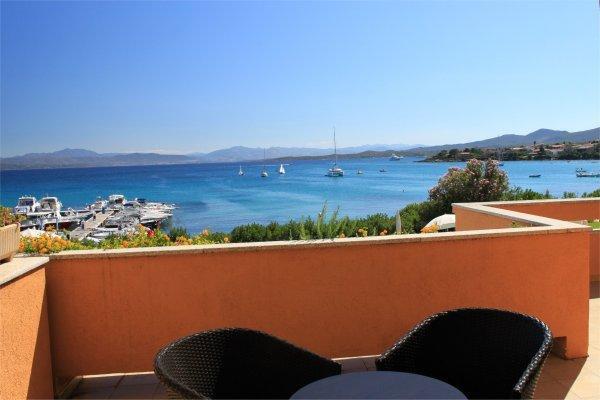Golfo Aranci - Sardinia - Apartment's view - Beach Apartment on Golfo Aranci - - Golfo Aranci - rentals