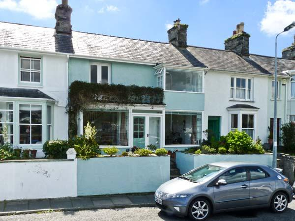 7 IVY TERRACE, family friendly, character holiday cottage, with a garden in Borth-Y-Gest, Ref 6869 - Image 1 - Gwynedd- Snowdonia - rentals