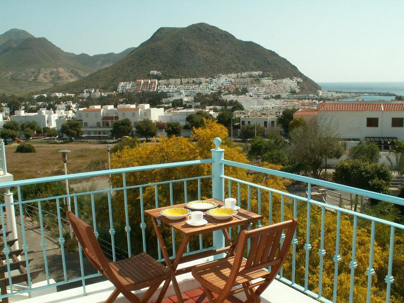 Breakfast on the Bedroom Terrace - Casa Bergantin - Modern and Comfortable - San Jose - rentals