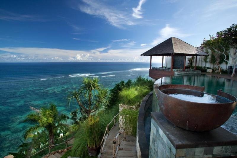 Bidadari Cliffside Estate - Bidadari Cliffside Estate Beachfront Nusa Dua Bali - Nusa Dua - rentals