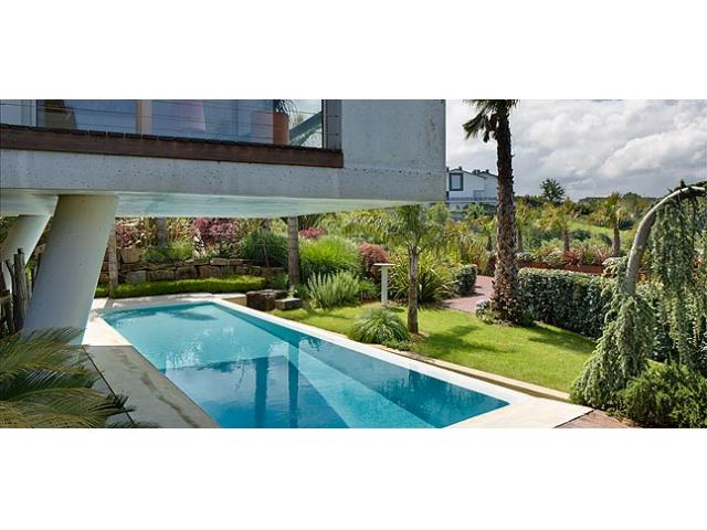 Borobil I   Luxury villa with swimming pool - Image 1 - San Sebastian - Donostia - rentals