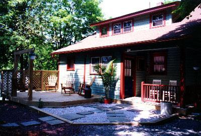 Berkeley House - Berkeley House - Berkeley Springs - rentals