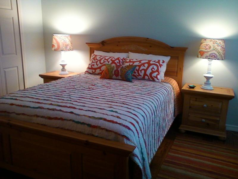 Master Bedroom - Great location Great Price Great place - New Smyrna Beach - rentals
