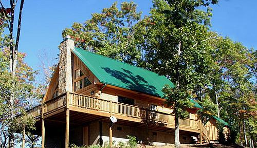 The Overlook Cabin - Beauty and Privacy All In One - The Overlook Cabin - Bryson City - rentals