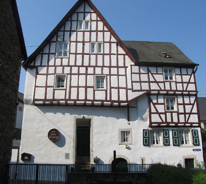 Zur Alten Weinkelter - The House - Apartment Dornfelder - Zur Alten Weinkelter - Ellenz-Poltersdorf - rentals