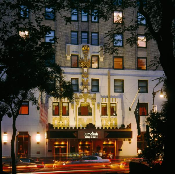 Essex House Entrance - One Bedroom Residence (Suite 3008) - New York City - rentals