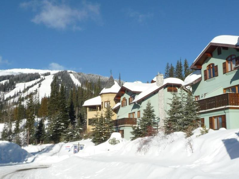 Your Winter Retreat - Kokopelli's Retreat - Sun Peaks - rentals