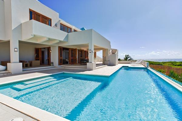 Located on the south coast in the Long Pond area, this villa was completed in 2010 to take advantage of the ocean views. RIC WHI - Image 1 - Anguilla - rentals