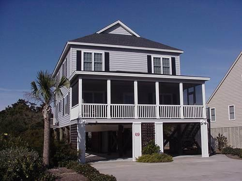 Ames To Please - Image 1 - Pawleys Island - rentals