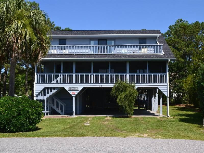 Loafer's Lodge - Image 1 - Pawleys Island - rentals