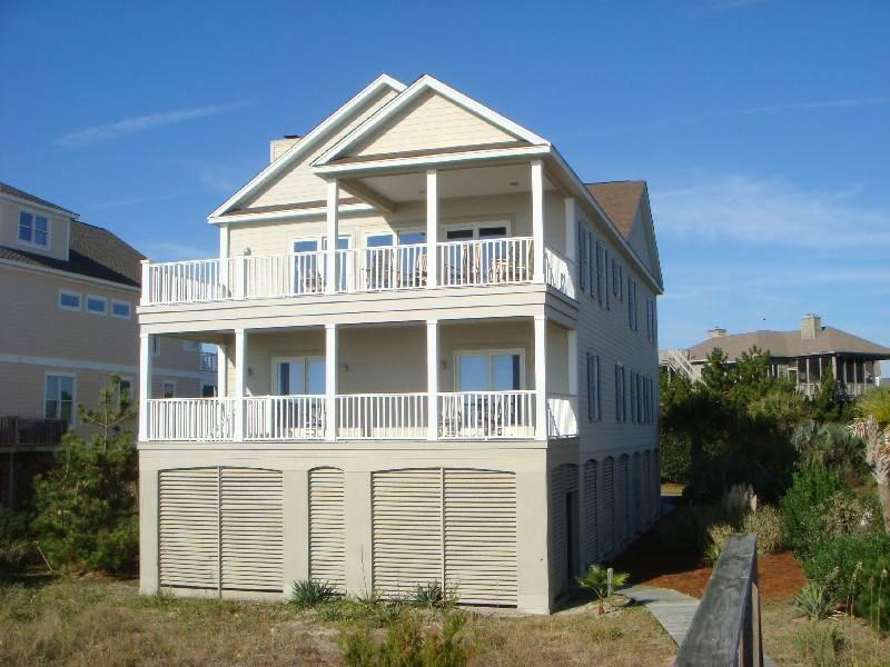 Thomas House - Image 1 - Pawleys Island - rentals