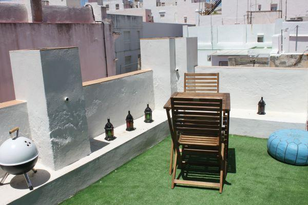 Cosy Apartment in Old Town of Cadiz with terrace! - Image 1 - Cadiz - rentals