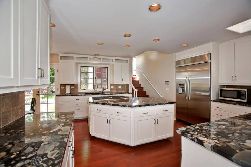 Remodeled kitchen - Tranquil Ocean View La Jolla Home - La Jolla - rentals