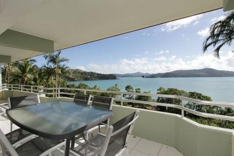 Balcony - Lagoon 203 - Hamilton Island - rentals