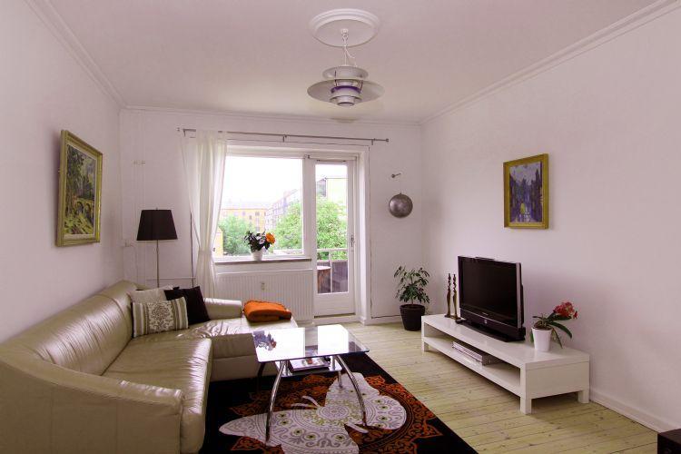 Bremensgade Apartment - Large family friendly Copenhagen apartment near metro - Copenhagen - rentals