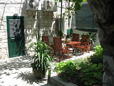 SA1(2+2): terrace - 4732 SA1(2+2) - Split - Split - rentals