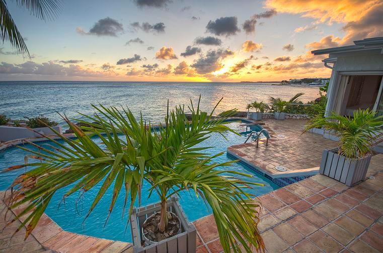 La Calanthe at Pelican Key, Saint Maarten - Oceanfront, Pool, Close To Beach, Restaurants And Nightlife - Image 1 - Pelican Key - rentals