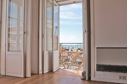 River Views from living room - Chiado Apartments - Lisbon River Views with Balcony - Lisbon - rentals