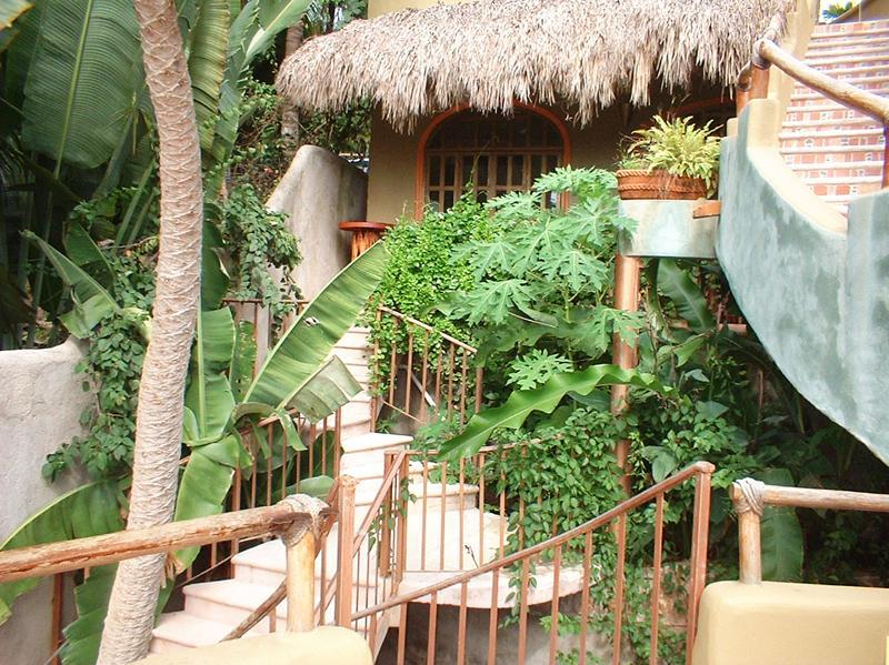 CASITA ENTRANCE - Charming Private Casita in Sayulita - Sayulita - rentals