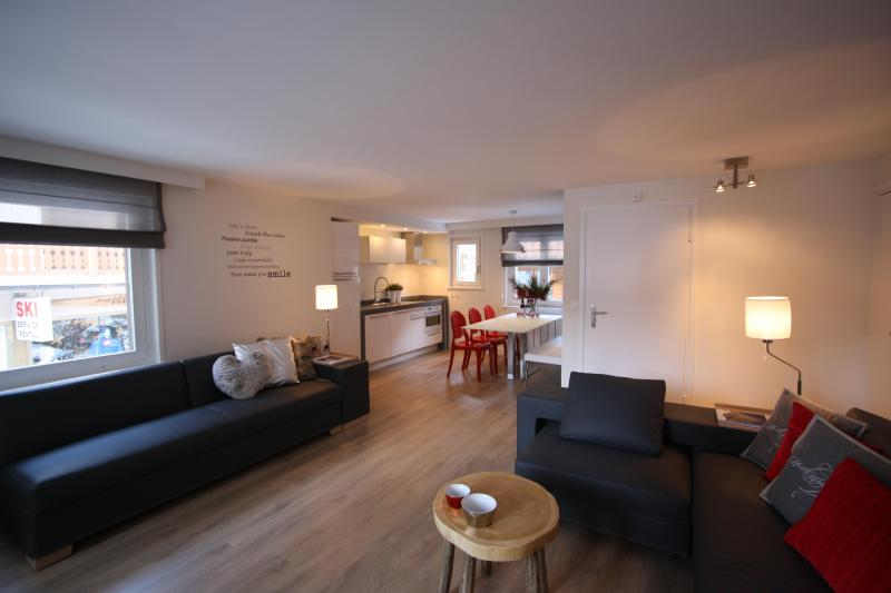 Zermatt Rental Venus-- fully renovated apartment - Image 1 - Zermatt - rentals