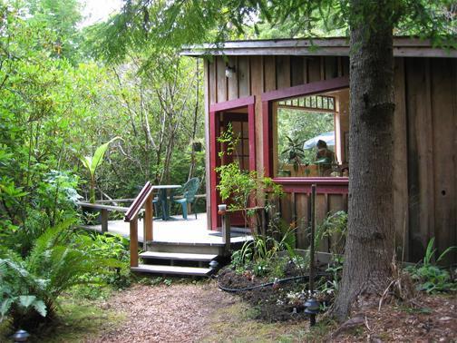 Big River Ridge Cottage - Image 1 - Mendocino - rentals
