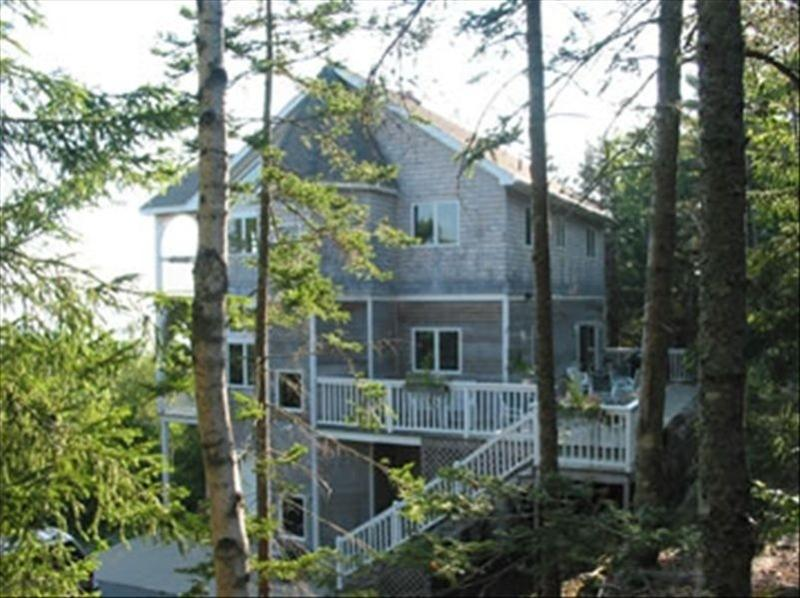 Beautiful Ocean and Private Setting - Sea Ledge at Sandcliff by the Sea - Bar Harbor - rentals