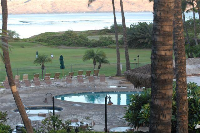 view from  lanai - Luxurious Ocenfront,Oceanview, 2br 2bh Condo,Kihei - Kihei - rentals