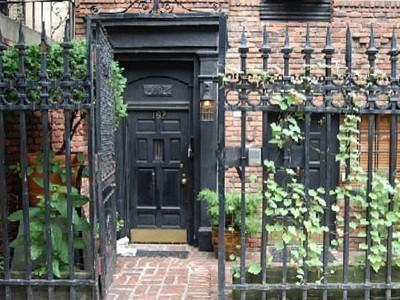Front entrance - HUGE Townhouse! Midtown East 30th - New York City - rentals