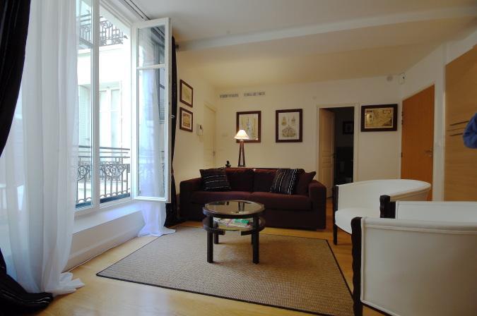 Apartment Rental in Paris, 4th - N Dame - Ile St Louis - Ile Saint Louis 5 - Image 1 - Paris - rentals