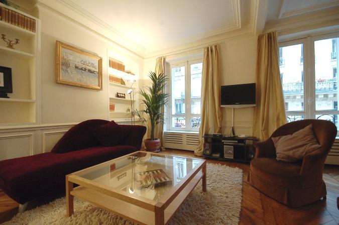 Apartment Rental on Paris's Ile Saint Louis - Bellay - Image 1 - Paris - rentals