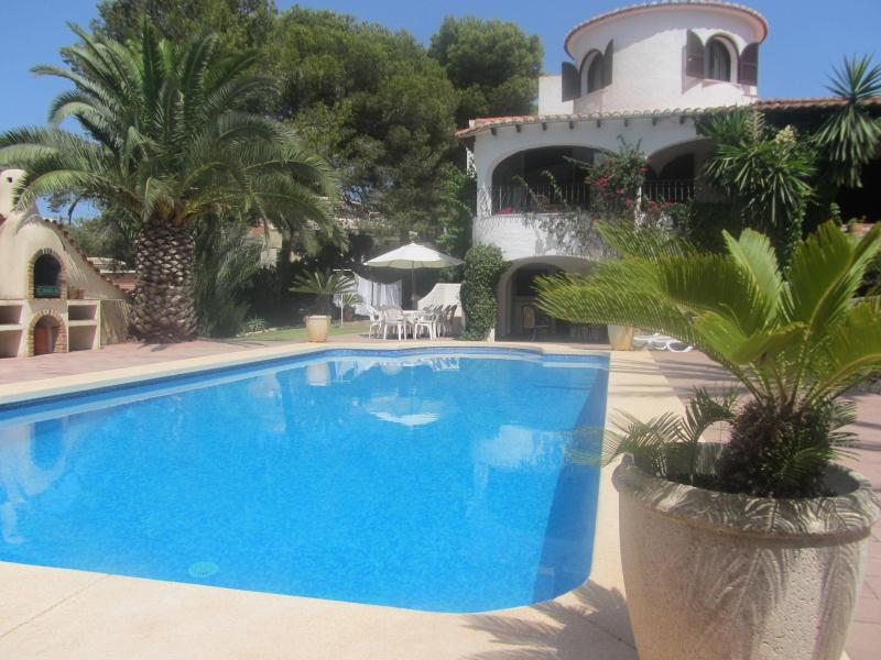 Pool view - Villa Torre (suitable for 2 families) - Javea - rentals