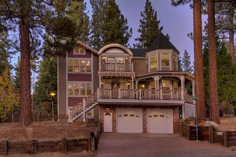 2478 Cold Creek Victorian Estate - Image 1 - South Lake Tahoe - rentals