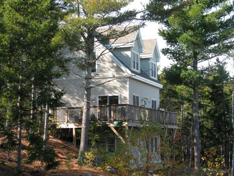 Exterior - Cliffside at Sandcliff by the Sea - Bar Harbor - rentals