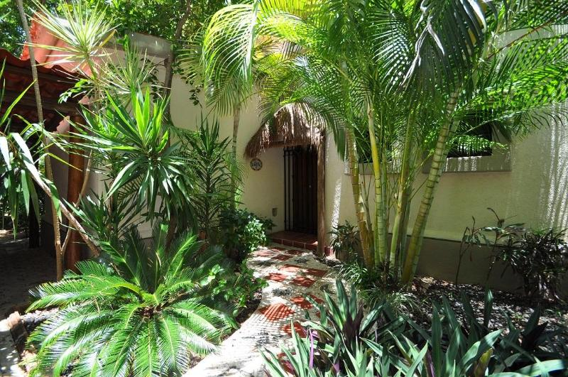 VC11 - Amazing Tropical Villa at Playacar Fase 1 - Image 1 - Playa del Carmen - rentals