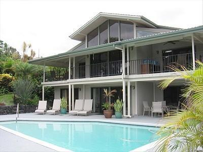 Hawaiian Paradise! Heated pool in a private garden - Home With Private Pool In Kona Oct./Nov. Special! - Kailua-Kona - rentals